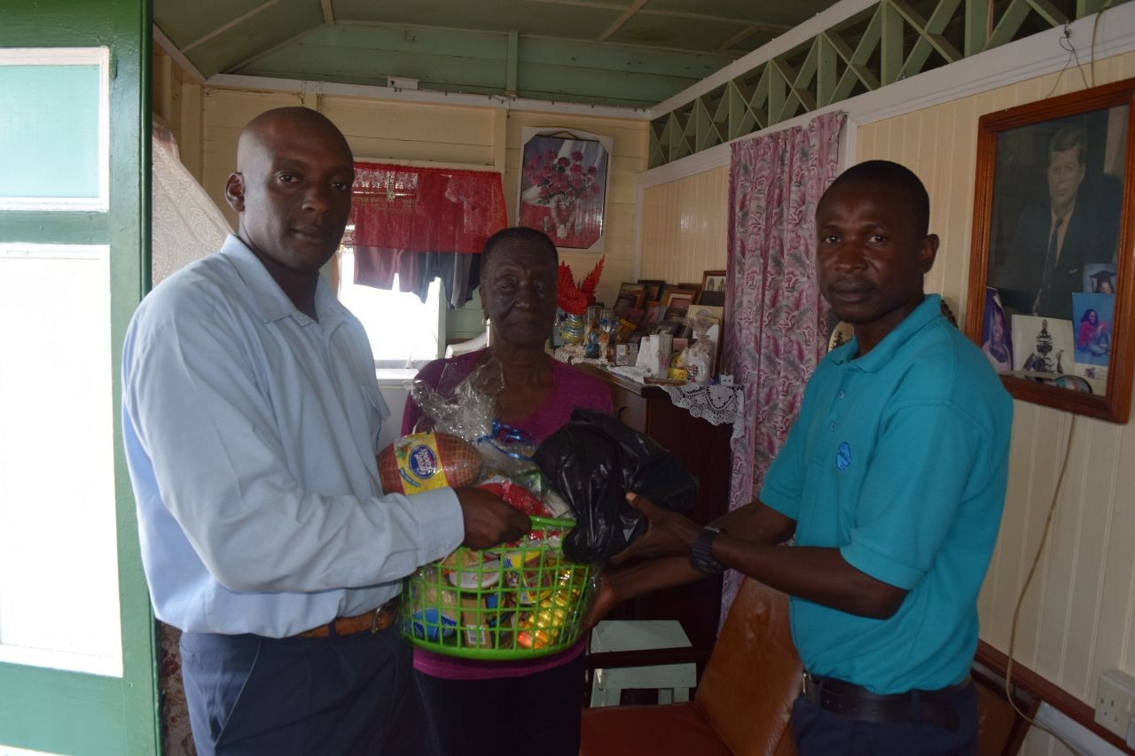 NAWASA spreads holiday cheer with Food Hamper Distribution